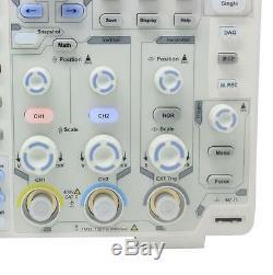 Owon 8 Xds3202e Stockage Oscilloscope 200mhz 1g Kit De Libre Décodage Rs232 Spi