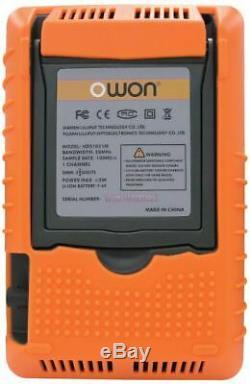 Owon Hds1021m-n Dernières 3,5 20mhz 100ms / De Poche De Stockage Numérique Oscilloscope