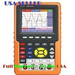 Owon Hds1022m-n Oscilloscope À Mémoire Numérique + Multimètre Numérique 20 Mhz