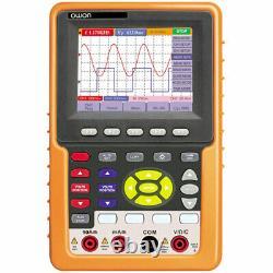 Owon Hds1022m-n Oscilloscope De Stockage Numérique Portatif De 20 Mhz