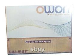 Owon Portable Stockage Numérique Oscilloscope Pds5022s
