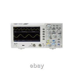 Owon Sds1022 20 Mhz, 2 Canaux, 100 Ms/s, Oscilloscope De Stockage Numérique