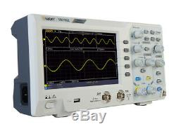 Owon Sds1022 Digital Storage Oscilloscope 2 Canaux 20mhz
