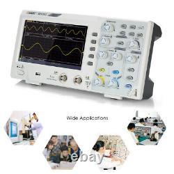 Owon Sds1102 LCD Portable Digital Storage Oscilloscope 2 Canaux 100mhz 1gs / De X6h6