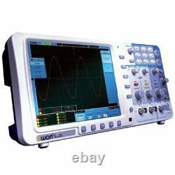 Owon Sds6062 60 Mhz 300 Mhz 500 Mhz 500 Ms / S Oscilloscope Numérique