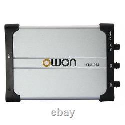 Owon Vds1022i Usb Isolation Pc Digital Storage Oscilloscope 25mhz 2+1 Ch 100ms/s