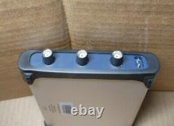 Owon Vds1022i Usb Isolation Pc Oscilloscope De Stockage Numérique 25mhz 2+1 Ch 100ms/s