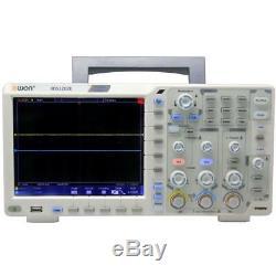 Owon Xds Xds3202e Digital Storage Oscilloscope 200mhz Décodage Kit