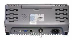 Peaktech P1300 Dso Oscilloscope 200 Mhz 4 Canal 2 Gs/s Stockage Numérique