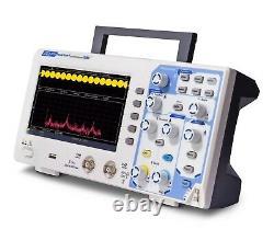 Peaktech P1336 Stockage Numérique Oscilloscope 50mhz 2 Ch 500 Ms/s Dso