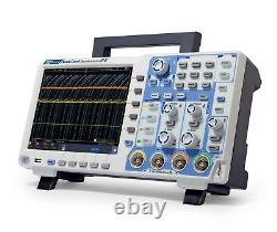 Peaktech P1341 Stockage Numérique Oscilloscope 100mhz 4 Canal 1 Gs/s Dso