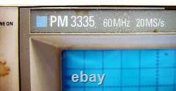 Philips Pm3335 Oscilloscope De Stockage Numérique