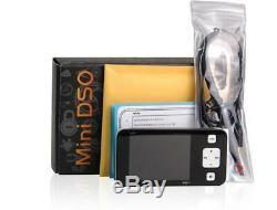 Portable Ds211 Mini Nano Arm Pocket Dso211 Poche De Stockage Numérique Oscilloscope