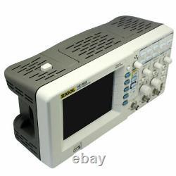 Rigol Ds1052e 50mhz Digital Oscope Avec 2 Canaux, Accès De Stockage Usb
