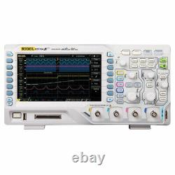 Rigol Ds1054z 4 Canaux 50mhz Stockage Numérique Oscilloscope