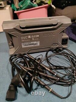 Rigol Ds1054z 4 Canaux Oscilloscope De Stockage Numérique 50mhz