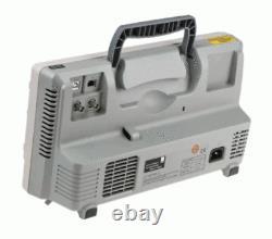 Rs Pro 4-ch 100mhz Multi-lingual Digital Storage Oscilloscope Ids-2104e 123-3552