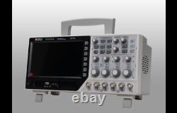 Saluki Dso4104 Oscilloscope 100mhz 4 Canaux 1gsa/s Oscilloscope De Stockage Numérique