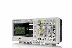 Siglent Technologies Sds1102cml + Digital Storage Oscilloscope, 100 Mhz