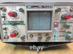 Sonde Aws 315p Oscilloscope Digital Storage 15 Mhz