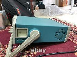 Tektronix 2201 Oscilloscope Analogique Avec Stockage Numérique Testé