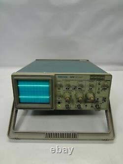 Tektronix 2201 Oscilloscope De Stockage Numérique