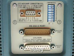 Tektronix 2220 Stockage Numérique Oscilloscope Oszilloskop Digitalspeicher