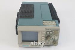 Tektronix 222 Oscilloscope Portable De Stockage Numérique Avec Sondes
