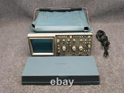 Tektronix 2230 100mhz Digital Storage Oscilloscope Testé