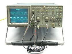 Tektronix 2232 100mhz Digital Storage Oscilloscope Oszilloskop Digitalspeicher