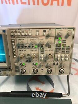 Tektronix 2246a 100mhz Oscilloscope De Stockage Numérique