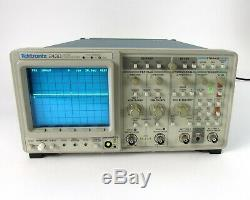 Tektronix 2430 Digital Storage Oscilloscope / Dso 150mhz 2ch Option 5