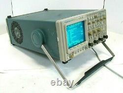 Tektronix 2430a 150 Mhz Oscilloscope Numérique De Stockage, Bateau Libre