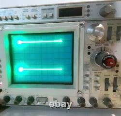 Tektronix 468 Oscilloscope De Stockage Numérique