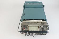 Tektronix 468 Portable Benchtop Digital / Analog Storage Oscilloscope As Is