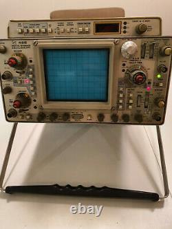 Tektronix 468 Stockage Numérique Oscilloscope Pour Pièces