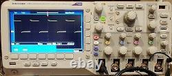 Tektronix Dpo2014 Oscilloscope De Stockage Numérique 100mhz 4ch Avec4 Sondes Tpp0200