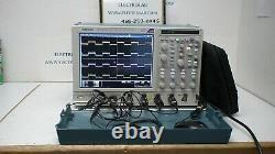 Tektronix Dpo7254c 4ch 2,5ghz 40gs/s 20m/ch Stockage Numérique Oscilloscope Win 7