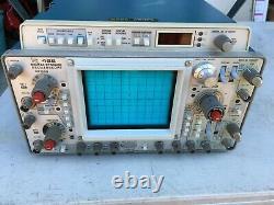 Tektronix Modèle 468 Benchtop Digital /analog Storage Oscilloscope