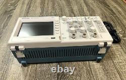 Tektronix Oscilloscope Tds1002b 2ch 60mhz 1gs/s Stockage Numérique Tds 1002b