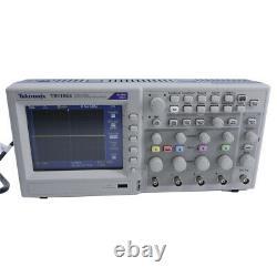 Tektronix Tbs1064 Stockage Numérique Oscilloscope 60 Mhz 4 Canal 1 Gs/s