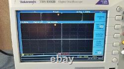 Tektronix Tbs1102b Unité D'oscilloscope De Stockage Numérique Seulement