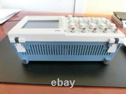 Tektronix Tds2024b Digital Storage Oscilloscope W Sondes & Usb Drive Testé