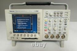 Tektronix Tds3034b Stockage Numérique Oscilloscope 300mhz 2.5gs/s