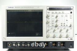 Tektronix Tds6124c Oscilloscope De Stockage Numérique 12 Ghz, 40 Gs/s, 4 Ch Avec Opt