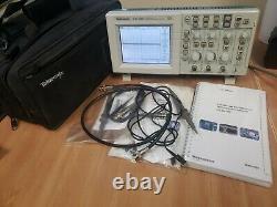 Tektronix Tds 1002 2 Canal Stockage Numérique Oscilloscope 60 Mhz, 1gs/s