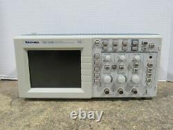 Tektronix Tds 1002 Oscilloscope De Stockage Numérique Portable À Deux Canaux 60mhz 1gs/s