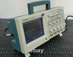 Tektronix Tds-2014c 4 Channel, 100mhz 2gs/s Oscilloscope De Stockage Numérique