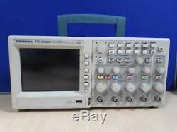 Tektronix Tds 2024 Demo Digital Storage Oscilloscope