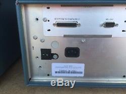 Tektronix Tds 694c 4 Canaux De Stockage Numérique Oscilloscope 1r33 Réparation De Pièces Seulement